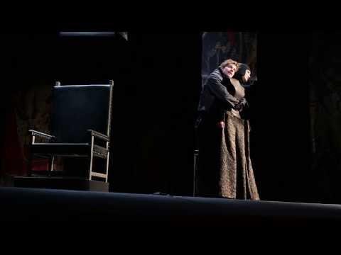 """Фрагмент из спектакля """"Гамлет"""""""