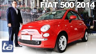 Fiat 500 2014 en Perú | Video en Full HD | Todoautos.pe