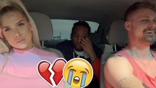 Download COUPLES ARGUMENT PRANK ON UBER DRIVER (FUNNY) Mp3 and Videos