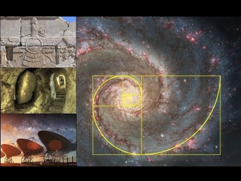 Golden Ratio Matrix Code, Secret Origins of Humanity & Our Controllers - Matthew LaCroix