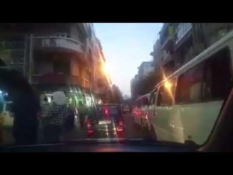 Damascus tonight  29 08 2017