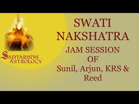 Webinar - Stellar Secrets of Swati Nakshatra and Activation Years as Per Nadi Nakshatra