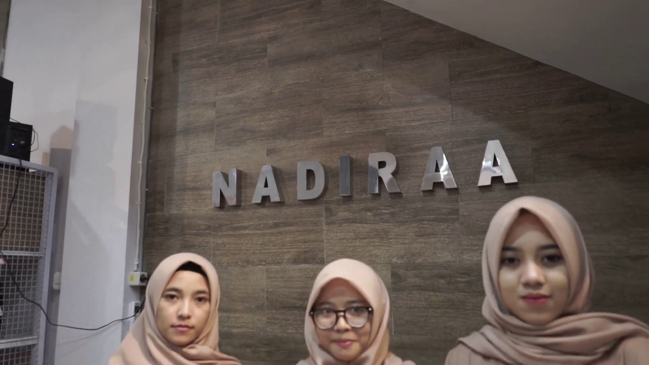 Nadiraa Hijab Jogja Youtube