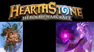 Hearthstone OTK Priest & Quest Rogue