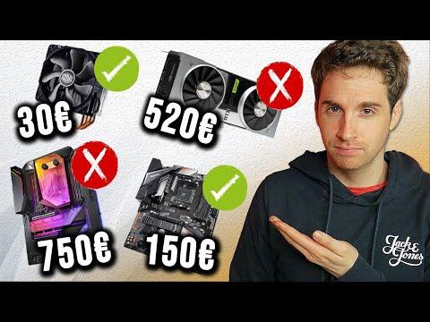 Antes de comprar los componentes de tu PC ¡mira esto!
