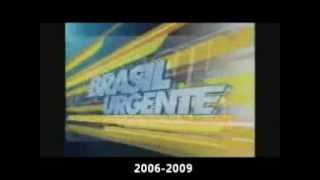 Vinhetas Brasil Urgente