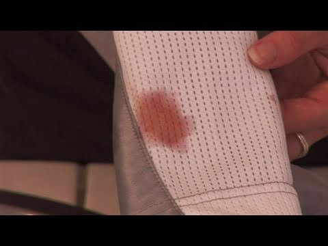 How To Clean Blood Stains From Clothes