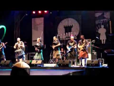Bags Of Rock- Whiskey In The Jar XII FMC Zamek Będzin 2014
