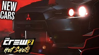 The Crew 2 HOT SHOTS UPDATE!   Summit, NEW CARS, NEW FEATURES!
