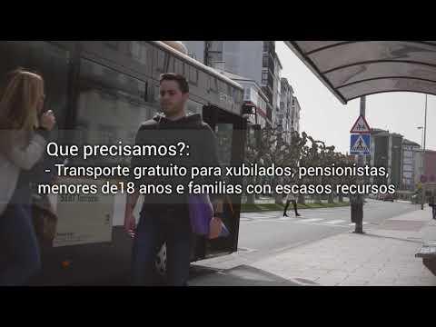 O PP de Lugo propón melloras no transporte urbano