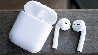 Apple Airpods, Стоит ли Покупать, Обзор Airpods, Обзор - Английский - Синхронный перевод