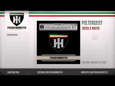 Zatox & Nikita - Poltergeist (HQ Preview)