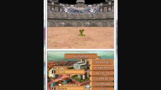 Lets Play Monster Rancher DS Unlocking the Dragon and Joker(sort of)