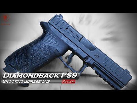 DiamondBack FS9 Shooting Impressions