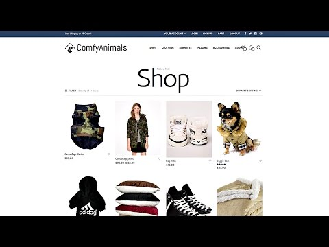Create an eCommerce Website (Online Store) in WordPress