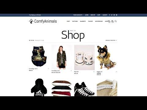 Create an eCommerce Website in WordPress - 2016