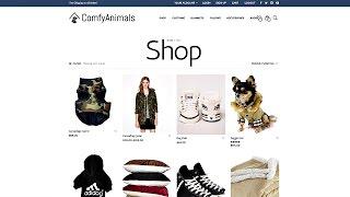 Erstellen einer E-Commerce-Website (Online-Shop) in WordPress