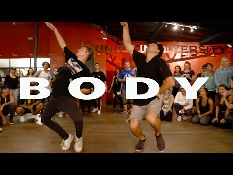 """BODY"" - Dreezy ft Jeremih Dance 