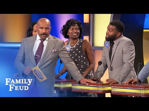 Family Feud vs. Things Get Rocky for Jeff