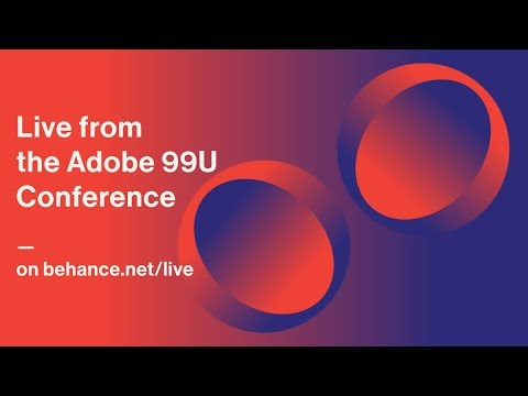 Live from the Adobe 99U Conference with the New Adobe Creative Residents & Ashleigh Axios