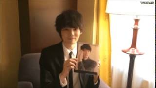 Video by Horipro Translated by Yukibar字幕组.