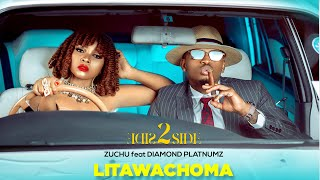Zuchu Ft Diamond Platnumz - Litawachoma (Official Audio) SMS SKIZA 5800549 to 811