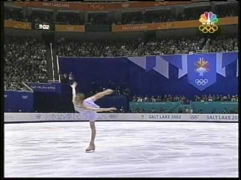 Sarah Hughes (USA) - 2002 Salt Lake City, Figure Skating, Ladies