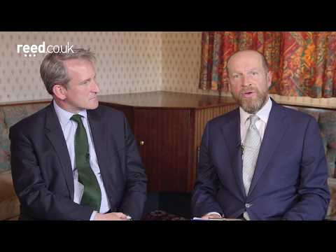 Damian Hinds (Conservative) interviewed by James Reed