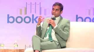 Aziz Ansari talks MODERN ROMANCE at BookCon 2015 (Full Panel)