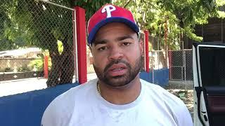 Willin Rosario habla de su entrada Águilas Cibaeñas, cortesía Junior Fernandez