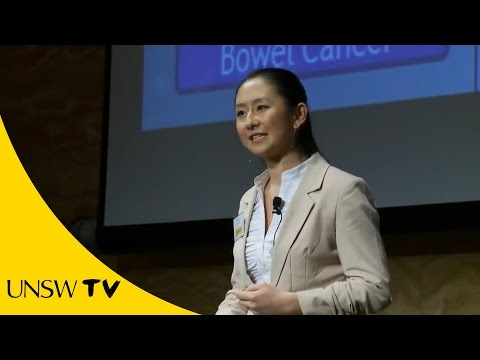2011 Three Minute Thesis Winner - Jenny Liu