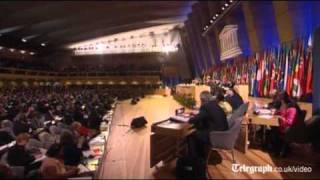 Celebrations as Unesco vote to give Palestinians full membership