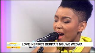 "Berita on her new single ""Nguwe Wedwa"
