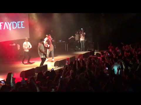 Faydee - NOBODY |  LIVE in METRO THEATRE SYDNEY (SOLD OUT)