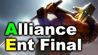 Alliance vs TeamEnt - Final TI7 EU Champs Quals DOTA 2