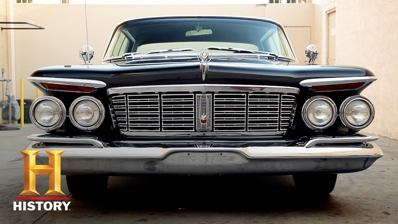 Download Counting Cars: The Old Man's CLASSIC & ORIGINAL Chrysler Imperial (Season 3) | History