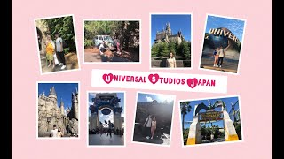 Universal Studios Japan | Travel Vlog