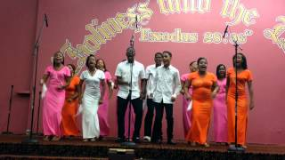 VoV - Come Leh We Lift Up Jesus  (Lift Him Up Medley)