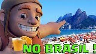 CLASH OF CLANS:O CONSTRUTOR ESTA NO BRASIL | FOTOS!!
