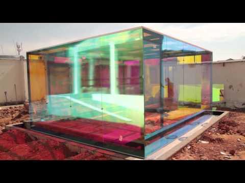 otto felix, pavilhao slow design making of, casa cor campinas 2012