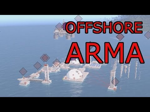 Offshore Assault: Arma 3 Zeus POV UK Commando Ops