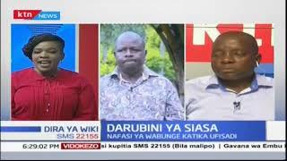 Darubini ya Siasa: Muungano wa viongozi wa kisiasa wa Magharibi mwa Kenya