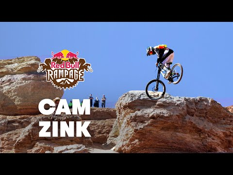 Cam Zink's Massive 360 Step-Down POV - Red Bull Rampage 2014
