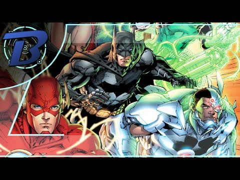 Justice League  - 2017 Dublado Motion Comic ( DC Comics ) 🎬