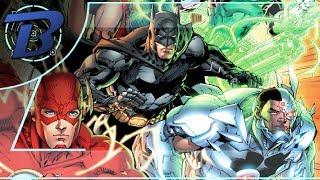 Justice League  - Filme Completo 2017 Dublado Motion Comic ( DC Comics ) 🎬
