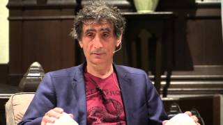 Gabor Mate with Rebekah Demirel, Seattle, May 16, 2014