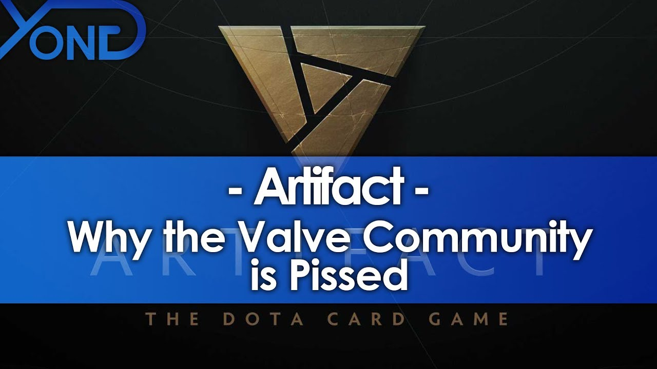 Artifact, Valve's fantasy card game, will be out in November
