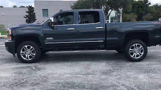 2019 Chevrolet Silverado 2500HD Gainesville, Lake City, Jacksonville, Ocala, St. Augustine, FL TT100
