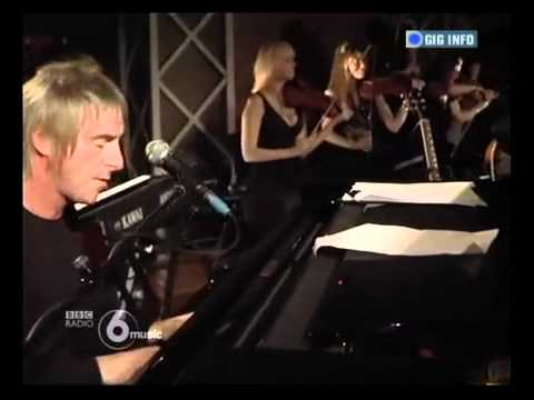 Paul Weller & Adele - You Do Something To Me LIVE
