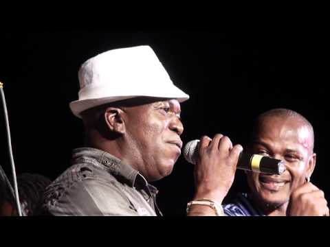 Barrington Levy performs